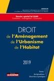 GRIDAUH - Droit de l'Aménagement, de l'Urbanisme, de l'Habitat.
