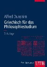Griechisch für das Philosophiestudium.