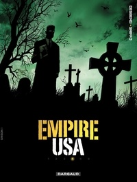 Griffo et Stephen Desberg - Empire USA Tome 4 : .