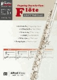Grifftabelle Föte | Fingering Charts Flute - Zweisprachige Grifftabelle für Querflöte mit Trillertabelle, Ansatz-, Pflege- und Übungstipps.