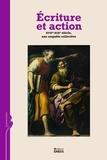 Grihl - Ecriture et action - XVIIe-XIXe siècle, une enquête collective.