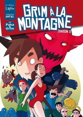 Grim et  Paka - Grim à la montagne - Saison 2. 1 DVD