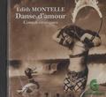 Edith Montelle - Danse d'amour - Contes érotiques. 1 CD audio