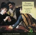 Prosper Mérimée - La partie de trictrac ; Federigo. 1 CD audio