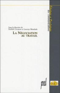 Deedr.fr La négociation au travail Image