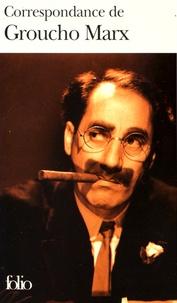 Groucho Marx - Correspondance de Groucho Marx.