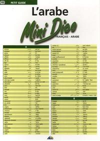Groupe Correctif - L'arabe - Mini Dico français-arabe.
