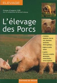 Groupe d'experts 2100 - L'élevage des porcs.