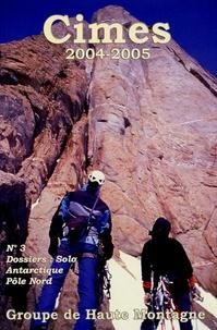 Groupe de Haute Montagne - Cimes.