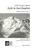 Groupe de Haute Montagne et François Labande - .