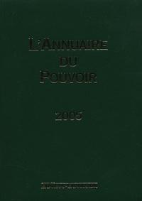 Groupe Expansion - L'Annuaire du pouvoir 2005.