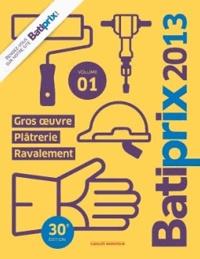 Groupe Moniteur - Batiprix 2013 - Pack complet 9 volumes.