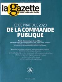 Jérôme Michon - La gazette des communes, des départements, des régions Hors-série 23 mars 2 : Code pratique de la commande publique.
