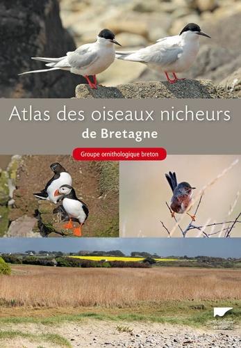 Groupe ornithologique breton - Atlas des oiseaux nicheurs de Bretagne.