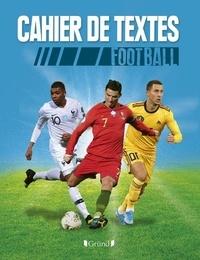 Gründ - Cahier de textes Football.