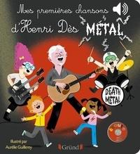 Gründ - Mes premières chansons d'Henri Dès métal.
