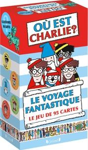 Gründ - Où est Charlie ? : Le voyage fantastique - Jeu de 95 cartes.