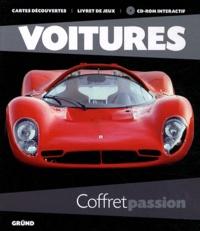 Gründ - Voitures - Coffret passion. 1 Cédérom