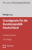 Grundgesetz für die Bundesrepublik Deutschland - Handkommentar.