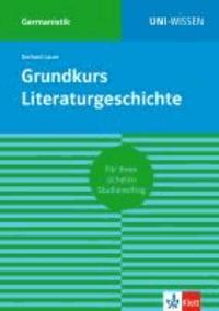 Grundkurs Literaturgeschichte.