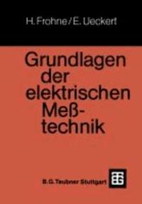 Grundlagen der elektrischen Meßtechnik.