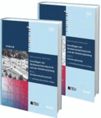 Grundlagen der Straßenverkehrstechnik und der Verkehrsplanung. 2 Bände im Kombi-Paket - Kombi-Paket: Band 1 und Band 2 Straßenverkehrstechnik / Verkehrsplanung.