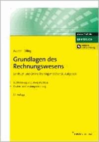 Grundlagen des Rechnungswesens - Lehrbuch und Online-Training mit über 50 Aufgaben. Buchführung und Jahresabschluss. Kosten- und Leistungsrechnung..