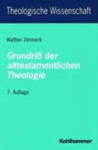 Grundriß der alttestamentlichen Theologie.