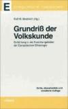 Grundriß der Volkskunde - Einführung in die Forschungsfelder der Europäischen Ethnologie.