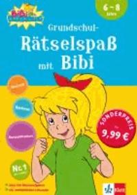 Grundschul-Rätselspaß mit Bibi - Deutsch, Rechnen, Konzentration 6 - 8 Jahre.