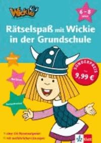 Grundschul-Rätselspaß mit Wickie - Deutsch, Rechnen, Konzentration 6 - 8 Jahre.
