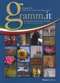 Gramm.it- Grammatica italiana per stranieri con esercizi e testi autentici -  Gruppo CSC | Showmesound.org