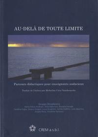Gruppo Zeroallazero - Au-delà de toute limite - Parcours didactiques pour enseignants audacieux.