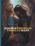 Grzegorz Rosinski - Artbook Thorgal 40 ans.
