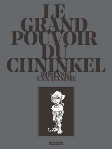 Grzegorz Rosinski et Jean Van Hamme - Le grand pouvoir du Chninkel Intégrale : .