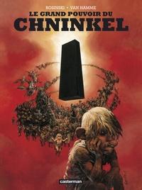 Grzegorz Rosinski et Jean Van Hamme - Le grand pouvoir du Chninkel  : .