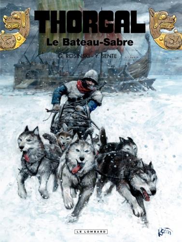 Thorgal Tome 33 - Le Bateau-SabreGrzegorz Rosinski, Yves Sente - Format PDF - 9782803691555 - 5,99 €
