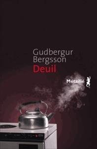 Gudbergur Bergsson - Deuil.