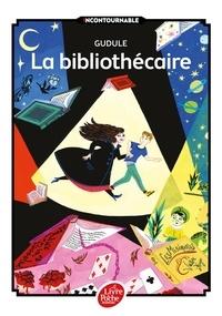 Gudule - La bibliothécaire.