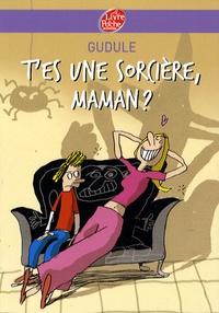 Histoiresdenlire.be T'es une sorcière, maman ? Image