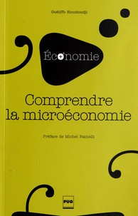 Comprendre la microéconomie - Guéliffo Hountondji |