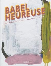 Guennadi Aïgui et Pascal Boulanger - Babel Heureuse numéro 4 - revue poétique hypermédiatique.