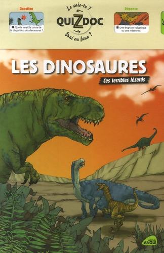 Guénolée André - Les dinosaures - Ces terribles lézards.