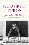 Gueorgui Efron - Journal (1939-1943).