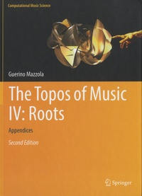 Histoiresdenlire.be The Topos of Music, Tome 4 : Roots - Appendices Image