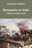 Guglielmo Ferrero - Bonaparte en Italie 1796-1797.