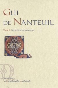 Tome 2, Les manuscrits italiens.pdf