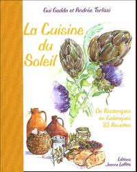 Gui Gedda - La Cuisine du Soleil - De Restanques en Calanques 32 Recettes.