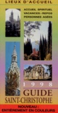 Guide Saint-Christophe - Guide Saint-Christophe - Edition 1998.