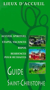 Guide Saint-Christophe - Guide Saint-Christophe - Edition 2000-2001.